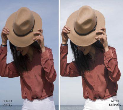 sombrero urban white