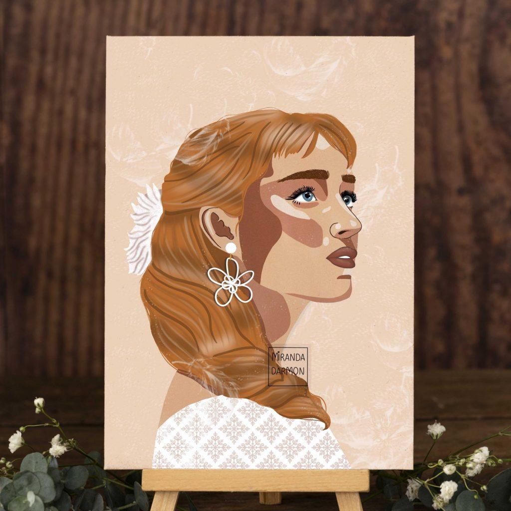 print DAPHNE BRIDGERTON